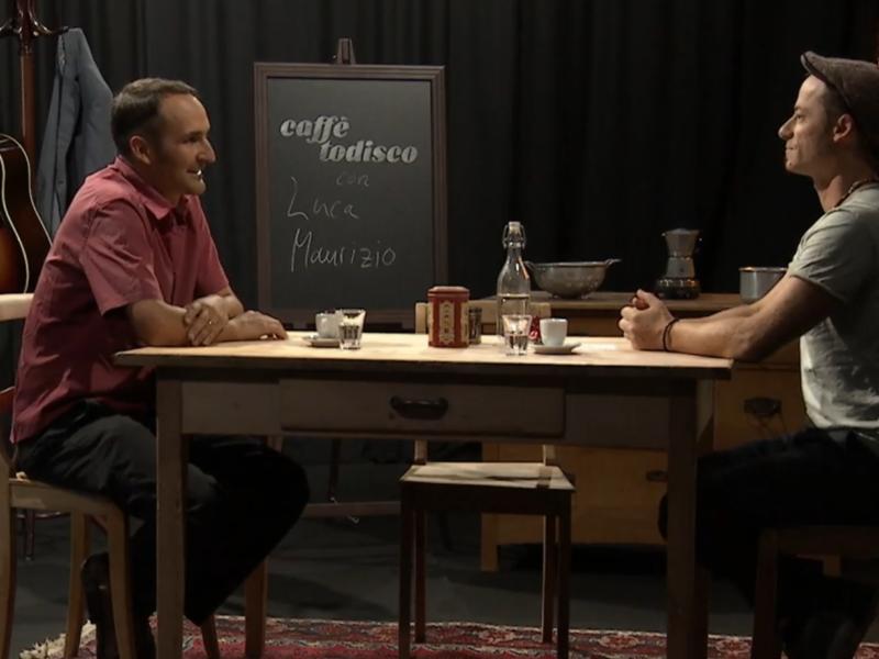 Intervista al Caffè Todisco